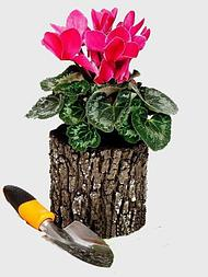 Горшок-цветочница вертикальный S