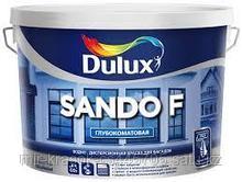 Краска водоэмульсионная Dulux Sando F WH 10л