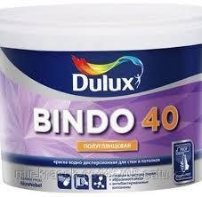 Краска Dulux Bindo 40