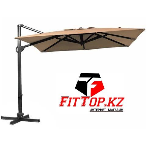 Зонт уличный квадратный Relax (3х3м), бежевый