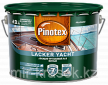 Лак Pinotex LACKER YACHT 40 полуматовый 9л
