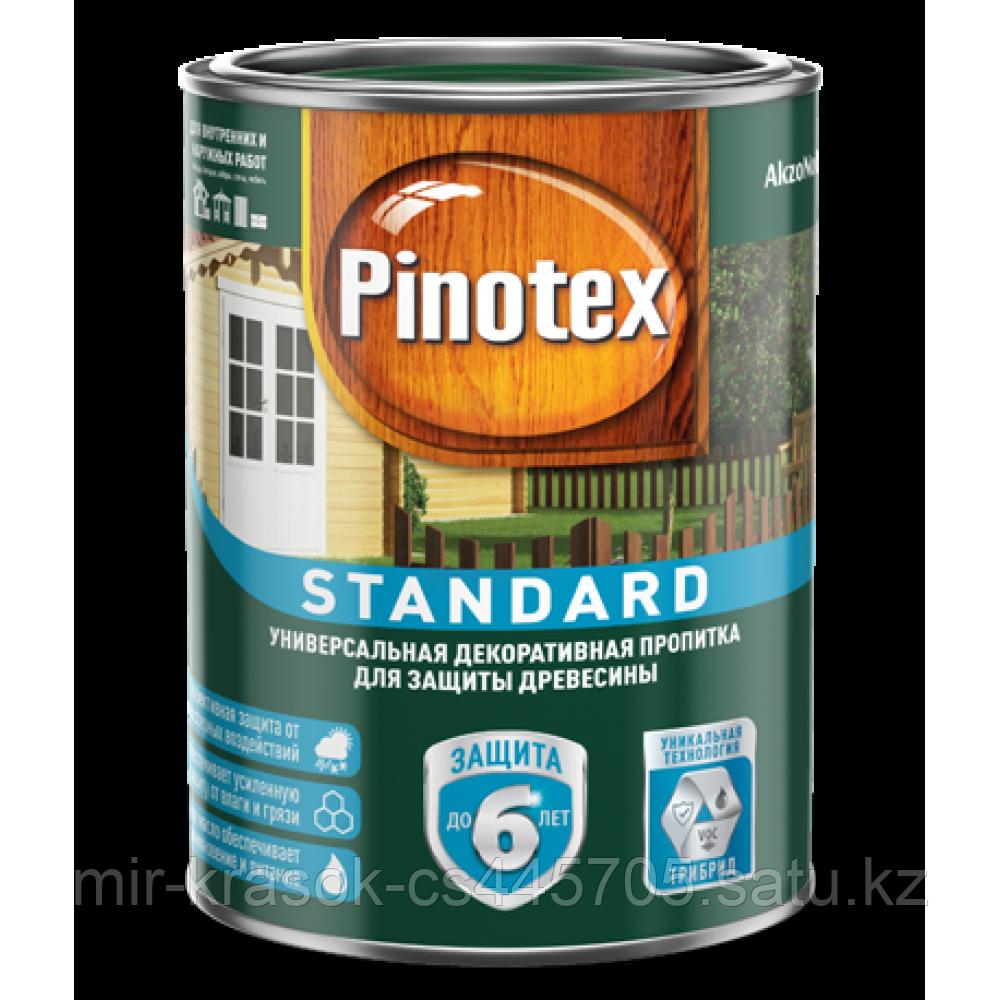 Пропитка Pinotex STANDARD CLR (база под колеровку) 9л