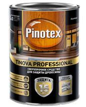 Пропитка Pinotex TINOVA PROFESSIONAL CLR (база под колеровку) 2,43л