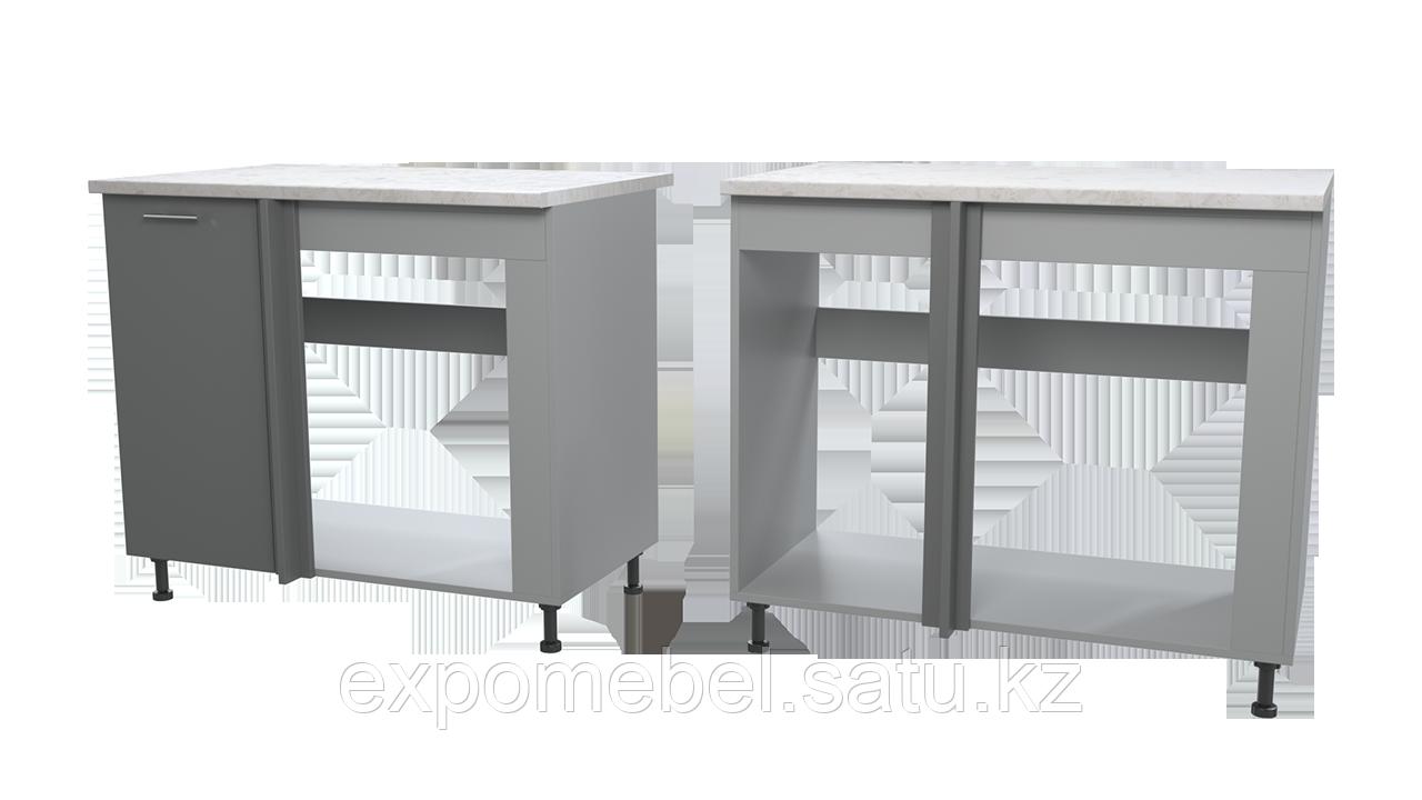 Шкаф угловой пямой 950 (Нижний модуль)