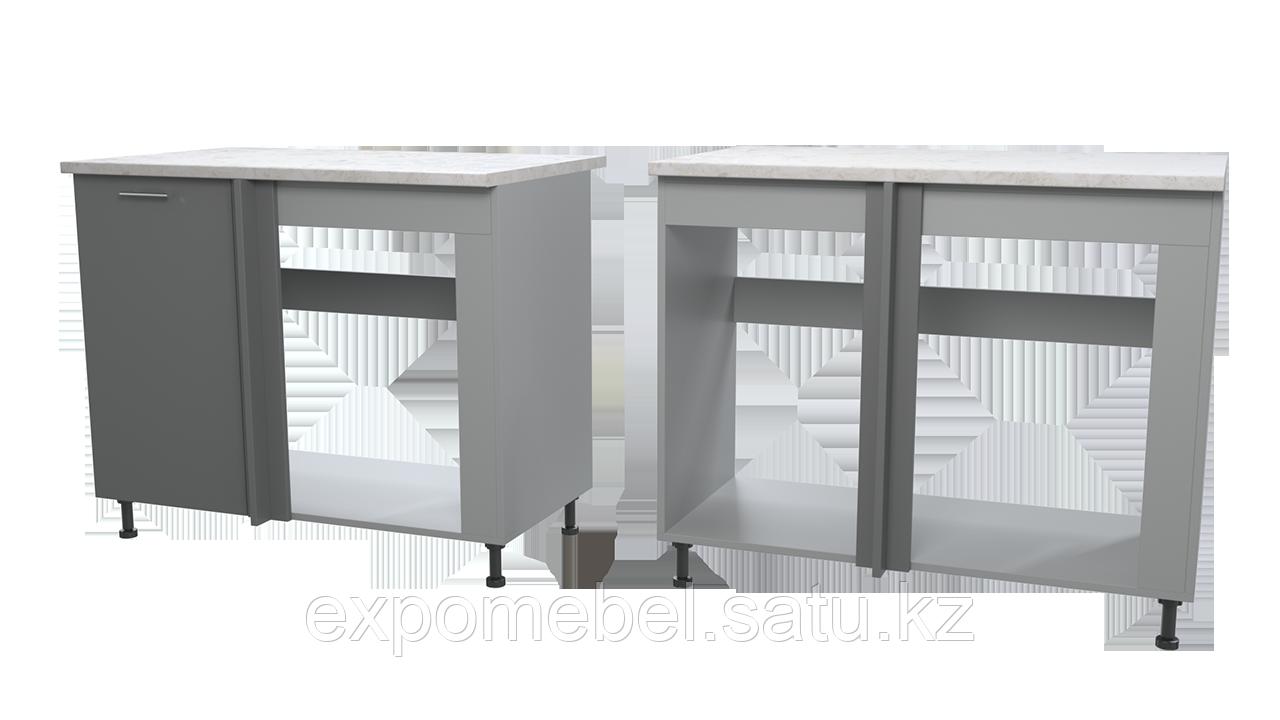 Шкаф угловой пямой 1000 (Нижний модуль)