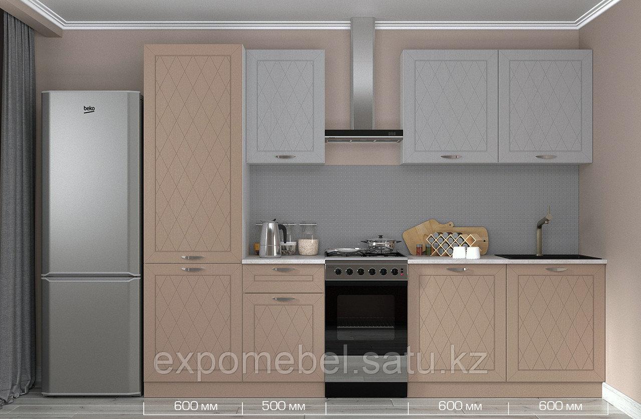 Кухня Лазурное дерево 2