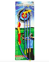 Игрушечный лук со стрелами