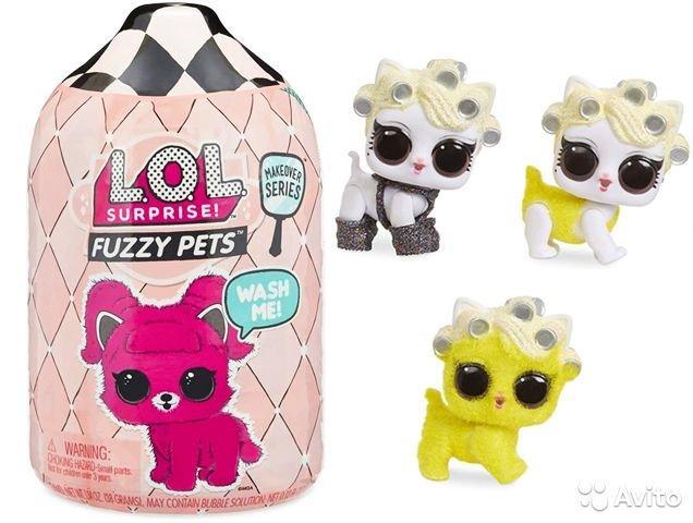 Кукла L.O.L. Surprise Fuzzy Pets Пушистые питомцы - фото 3