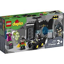10919 Lego Duplo Бэтпещера, Лего Дупло