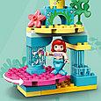 10922 Lego Duplo Подводный замок Ариэль, Лего Дупло, фото 5