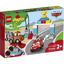 10924 Lego Duplo Гонки Молнии МакКуина, Лего Дупло