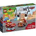 10924 Lego Duplo Гонки Молнии МакКуина, Лего Дупло, фото 2