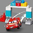 10924 Lego Duplo Гонки Молнии МакКуина, Лего Дупло, фото 6