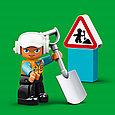 10930 Lego Duplo Бульдозер, Лего Дупло, фото 5