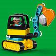 10931 Lego Duplo Грузовик и гусеничный экскаватор, Лего Дупло, фото 5