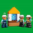 10932 Lego Duplo Шаровой таран, Лего Дупло, фото 6