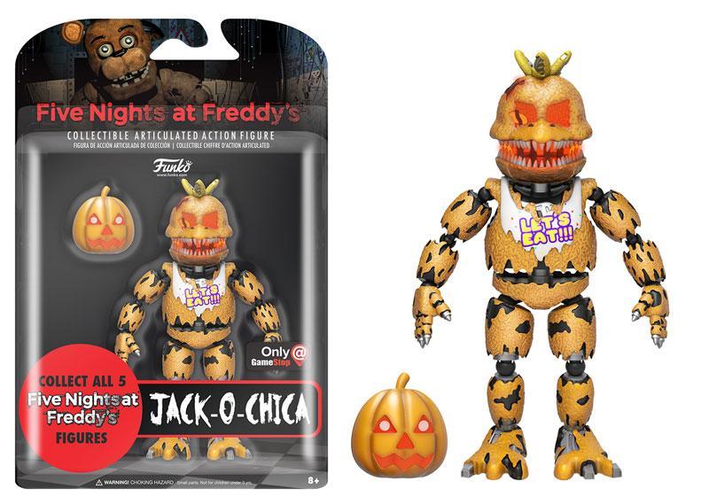 Five Nights at Freddy's Фигурка Jack-O-Chica