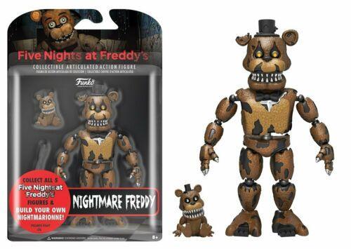 Five Nights at Freddy's Фигурка Кошмарный Фредди (уценка)