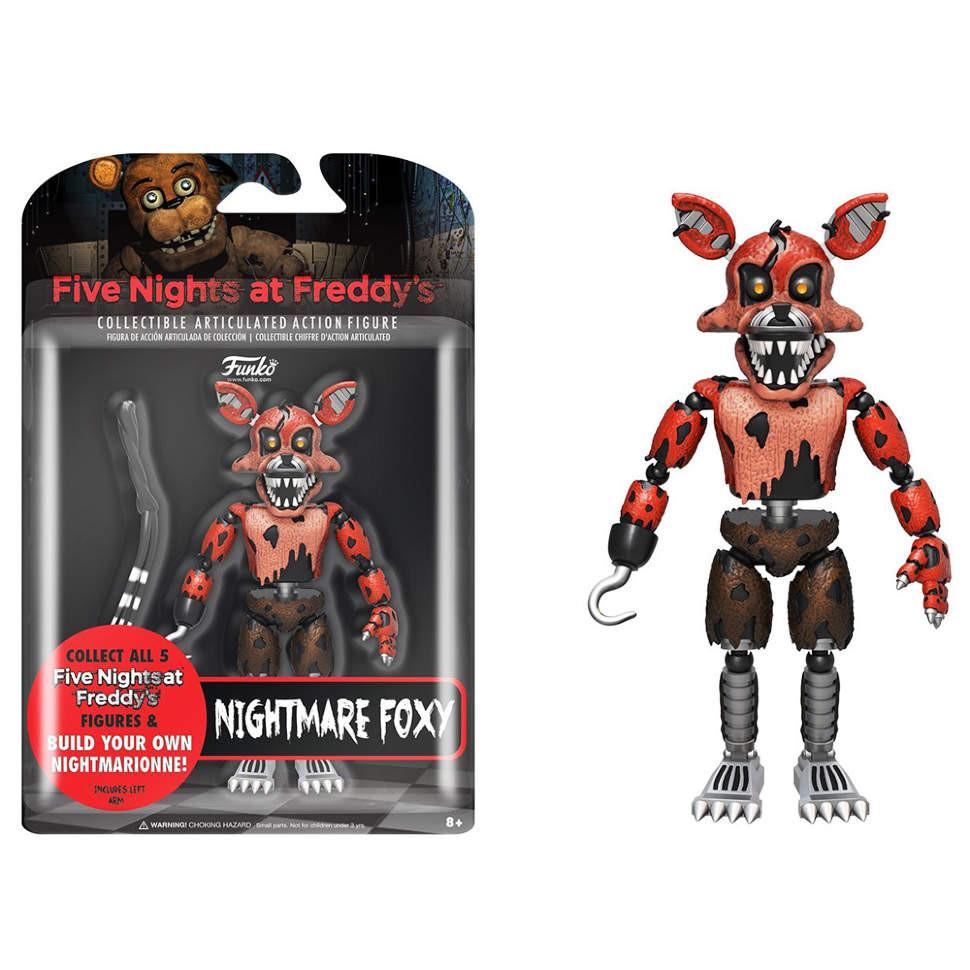 Five Nights at Freddy's Фигурка Кошмарный Фокси
