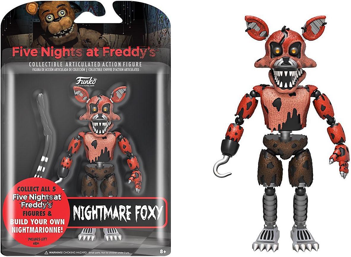 Five Nights at Freddy's Фигурка Кошмарный Фокси (уценка)