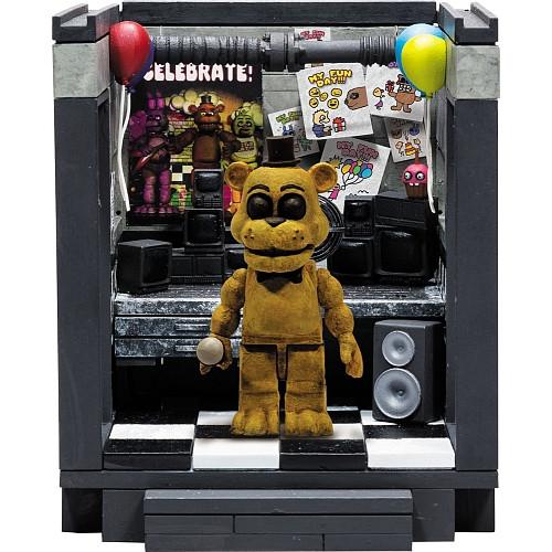 "Five Nights at Freddy's Конструктор ""Офис"" 119 деталей"