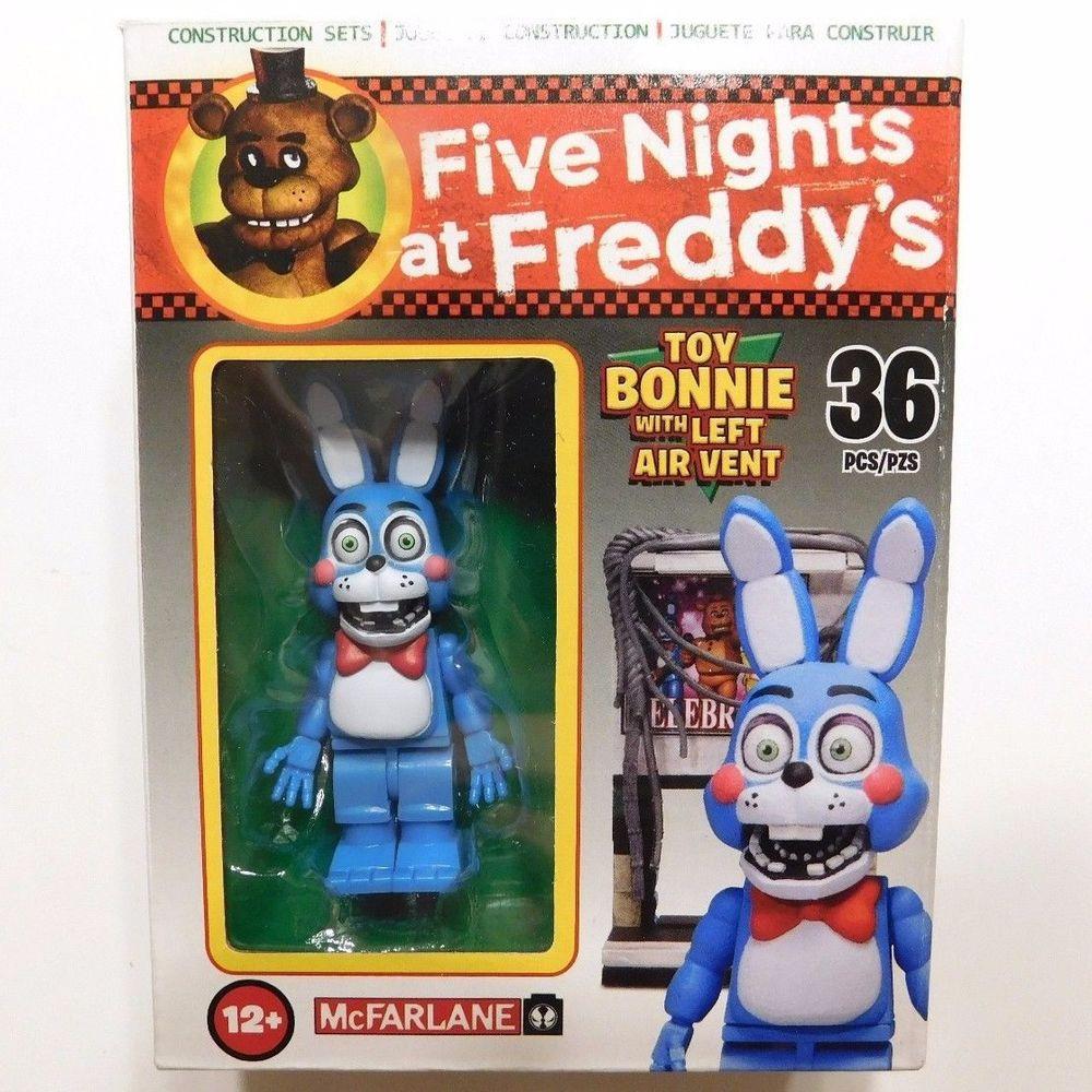 Five Nights at Freddy's Конструктор Toy Bonnie 36 деталей
