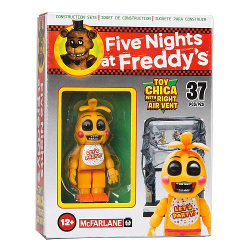 Five Nights at Freddy's Конструктор Toy Chica 37 деталей