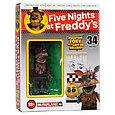 Five Nights at Freddy's Конструктор Phantom Foxy 34 деталей, фото 2