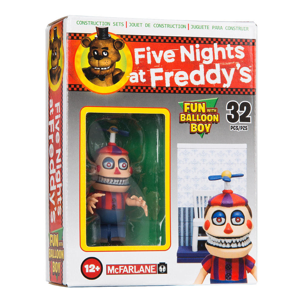 Five Nights at Freddy's Конструктор Balloon Boy 32 деталей