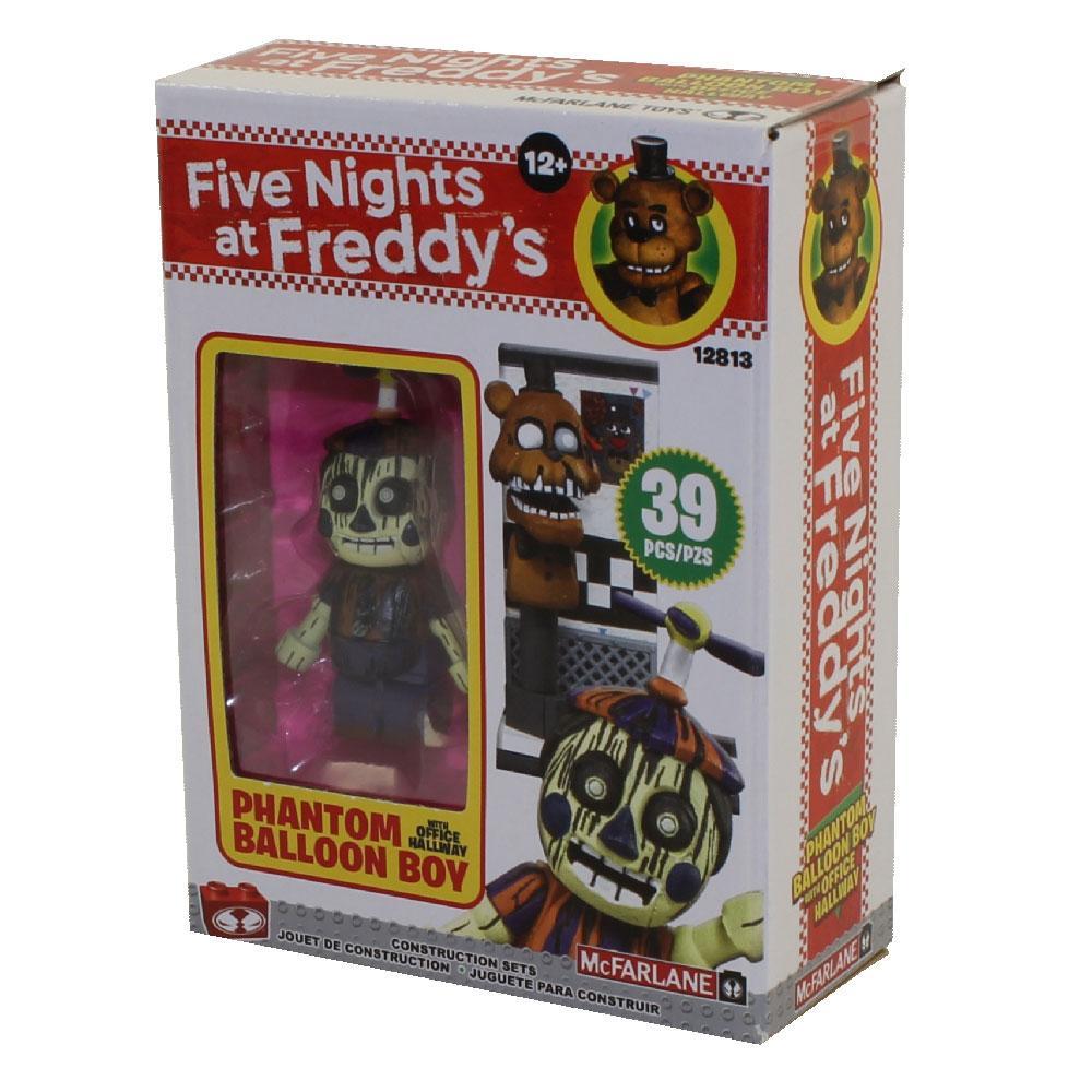 Five Nights at Freddy's Конструктор Призрачный Балунбой 39 деталей