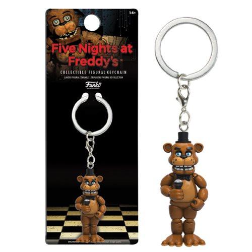 Five Nights at Freddy's - Брелок Фредди