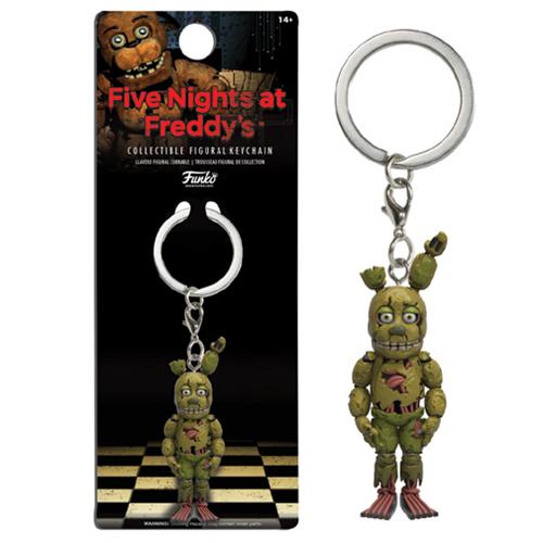Five Nights at Freddy's - Брелок Спринг Трап