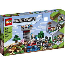 21161 Lego Minecraft Набор для творчества 3.0, Лего Майнкрафт