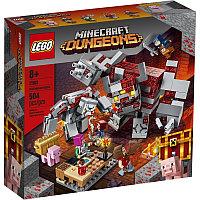 21163 Lego Minecraft Битва за красную пыль, Лего Майнкрафт