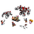 21163 Lego Minecraft Битва за красную пыль, Лего Майнкрафт, фото 3