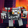 21163 Lego Minecraft Битва за красную пыль, Лего Майнкрафт, фото 4