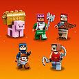 21163 Lego Minecraft Битва за красную пыль, Лего Майнкрафт, фото 6