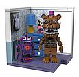 """Five Nights at Freddy's Конструктор """"Правый комод и дверь"""" 66 детали, фото 2"""