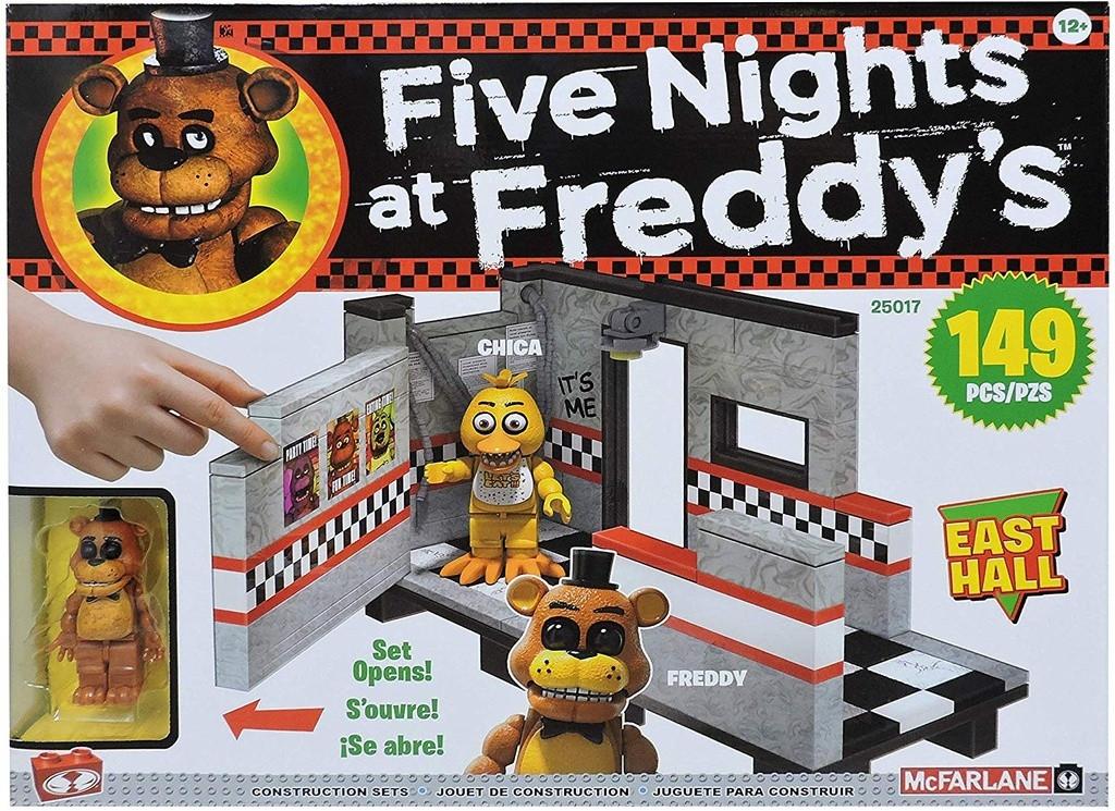 """Five Nights at Freddy's Конструктор """"Восточный зал"""" 149 деталей"""