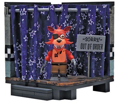 "Five Nights at Freddy's Конструктор ""Пиратская бухта"" 94 детали"