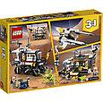 31107 Lego Creator Исследовательский планетоход, Лего Креатор, фото 2