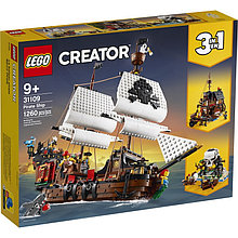 31109 Lego Creator Пиратский корабль, Лего Креатор