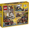 31109 Lego Creator Пиратский корабль, Лего Креатор, фото 2
