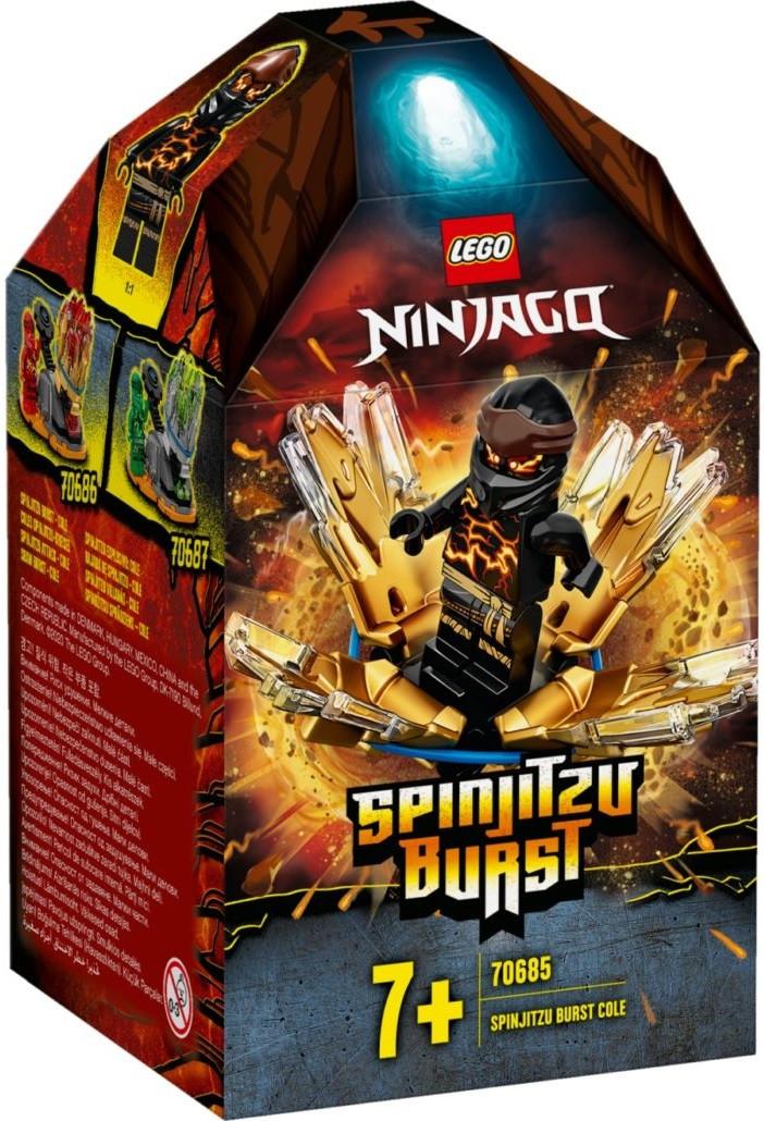 70685 Lego Ninjago Шквал Кружитцу — Коул, Лего Ниндзяго