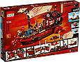 71705 Lego Ninjago Летающий корабль Мастера Ву, Лего Ниндзяго, фото 2