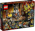 71722 Lego Ninjago Подземелье колдуна-скелета, Лего Ниндзяго, фото 2