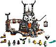 71722 Lego Ninjago Подземелье колдуна-скелета, Лего Ниндзяго, фото 3