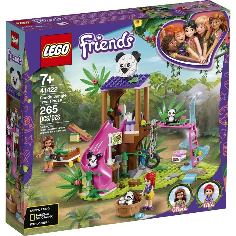 41422 Lego Friends Джунгли: домик для панд на дереве, Лего Подружки