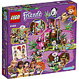 41422 Lego Friends Джунгли: домик для панд на дереве, Лего Подружки, фото 2