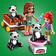 41422 Lego Friends Джунгли: домик для панд на дереве, Лего Подружки, фото 4